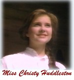 Miss Christy Huddleston